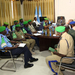 AMISOM officers visit regional states to discuss security