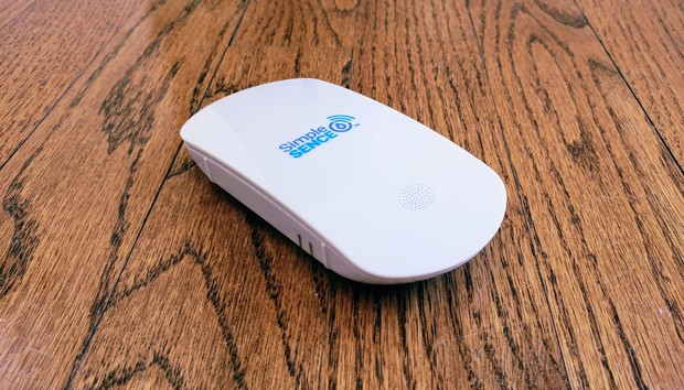 SimpleSENCE Home Leak & Freeze Detector review: No hub, no frills