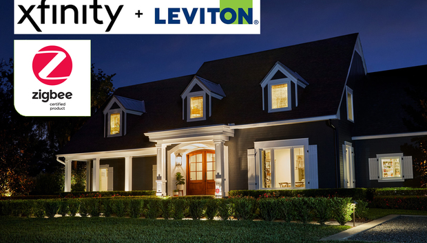 Leviton's new Zigbee smart lighting controls are already available to Xfinity Home users