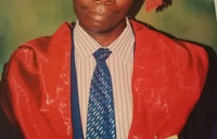 Kyambogo's first structural engineering Masters graduate