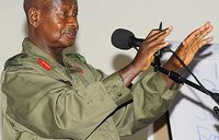 Museveni urges youth to diagnose society's problems