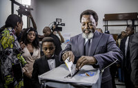 DR Congo goes to the polls after troubled odyssey