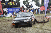 Two injured as Ssebuguzi takes day one in the UMC rally