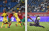 AFCON: Morocco battle back to beat Togo