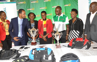 Tough competetition awaits Uganda ladies