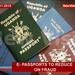 Will the E- passport reduce on fraud
