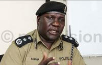 Police arrests two suspects with explosives
