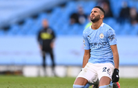 African players in Europe: Guardiola hails 'exceptional' Mahrez