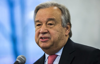 New UN chief to make first address to Security Council