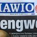 Editor of suspended Tanzania paper 'threatened'