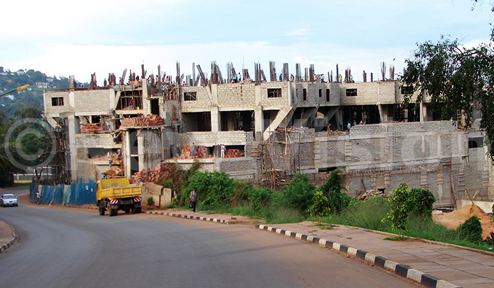 mperial oyale otel under construction