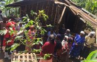 Six-year-old boy killed in Mbale landslides
