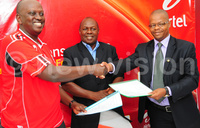 Cranes land lucrative Airtel deal