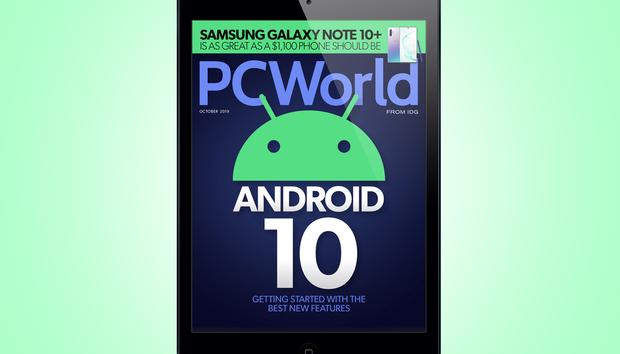 PCWorld's October Digital Magazine: Android 10