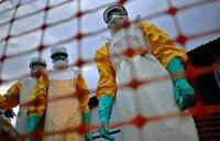 Ebola patients 'may show no symptoms at all'