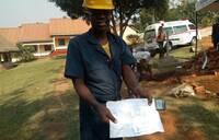 Nkoyoyo left a plan for his grave