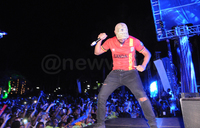 Major Lazer put up yet another electric performance in Uganda