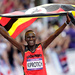 On this day eight years ago, Kiprotich won gold at the Olympics