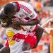 Sekagya opens his MLS account