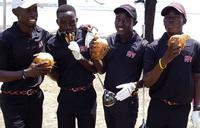 Team Uganda in high spirits despite flight ordeal
