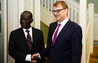 Finland to support Uganda's social transformation efforts