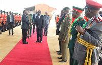 President Magufuli ends visit