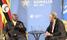 Museveni, UN's Guterres discuss refugee crisis