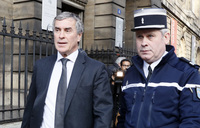 French ex-budget minister gets 3-year sentence for tax fraud