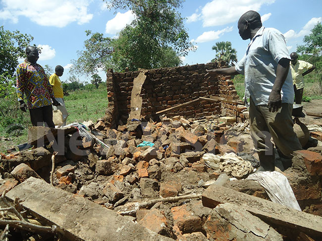 nother building destroyed by the hailstorm in jama village oroti district hoto by mmanuel pio