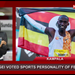 Cheptegei voted sports personality of February