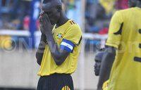 Andy Mwesigwa dropped from Cranes team