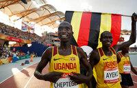 Uganda's Cheptegei wins gold at 2018 Commonwealth Games