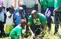 Going little hands for a greener Uganda