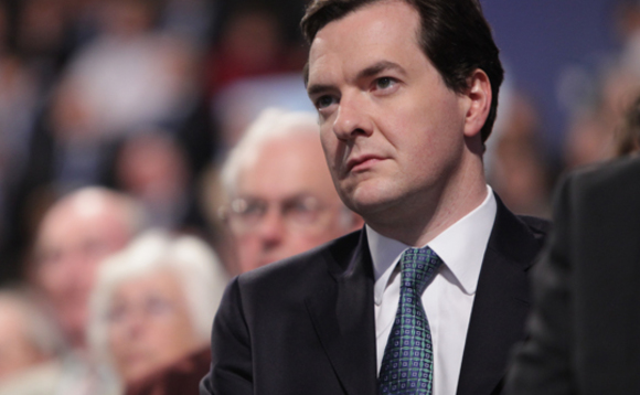 Former Chancellor Osborne appointed editor of London Evening Standard