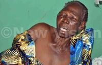 Mob hacks man's leg after attacking granny over land