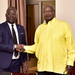 Museveni gets special message from Congo leader