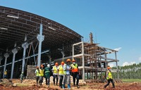 NEC vows to complete Kiira Plant by June 2021