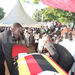 Hundreds welcome body of Mzee Joel Wacha in Lira
