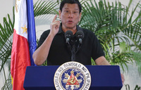 Philippine president's Hitler remarks 'deeply troubling': Pentagon chief