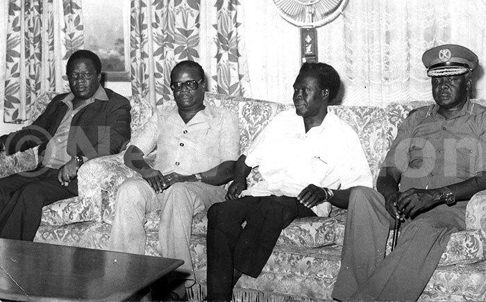 ice resident aulo uwanga resident ilton bote and rmy commander aj en ito kello utwa ay 1984