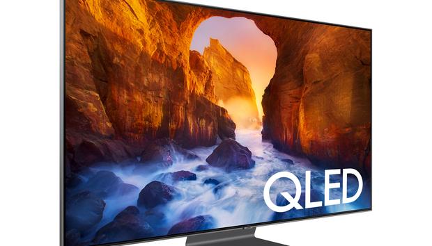 Samsung Q90R QLED smart TV review: Samsung puts its best 4K UHD TV on a pedestal