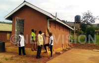 Plight caused by lack of toilets at Busana landing site ends