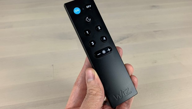 WiZ Connected Wi-Fi WiZmote review: An inexpensive, no-frills remote for your WiZ smart lights