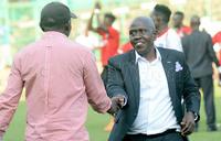 Vipers SC sack coach Golola