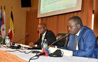 Muhoozi woos international partners to support Somalia