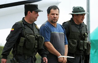 Colombia extradites accused drug kingpin to US