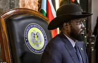 South Sudan rivals meet in bid to salvage stalled peace deal