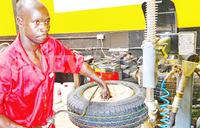Festive season: Why you should care about your car tyres