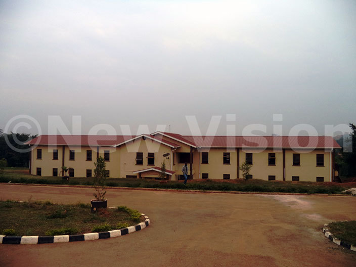 oys dormitory at the new akerere ollege campus at ulawa
