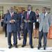 Kidega holds bilateral talks with Burundi, South Sudan speakers